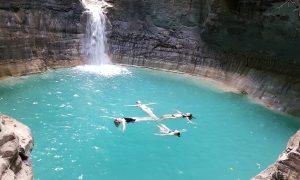 Salah satu air terjun terbaik di Pulau Sumba. Lengkapi kesempurnaan liburan anda di Pulau Sumba bersama Sumba Tour